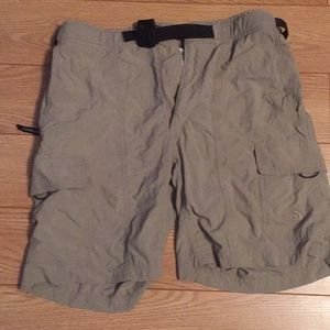 North Face Outdoor Men's Shorts S